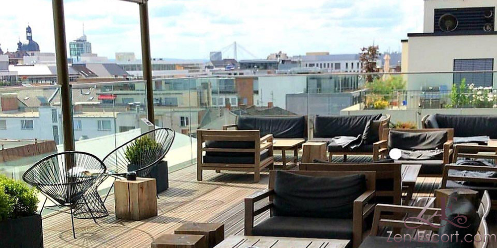 9 roof terraces for exquisite chilling